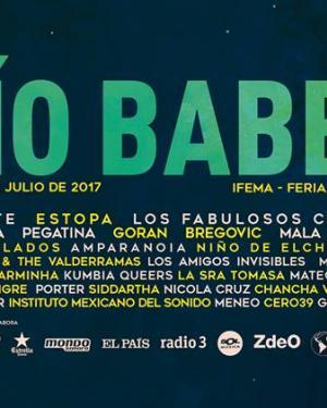 Festival Río Babel 2017