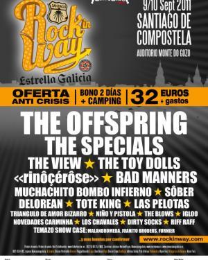 Rock In Way 2011
