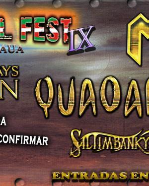 Euskal Metal Fest 2018 (RockMetal Gaua)