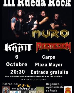Rueda Rock 2018