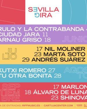 Sevilla Gira 2021