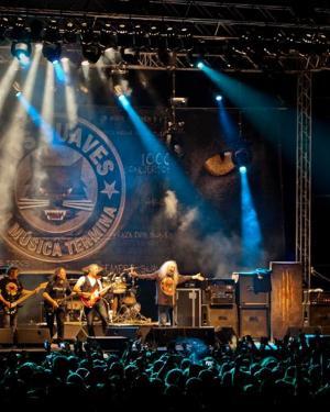 Derrame Rock 2011