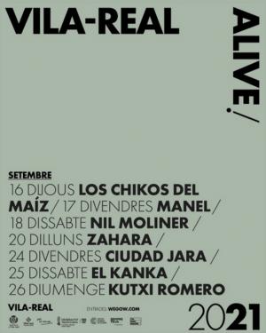 Vila-Real Alive 2021