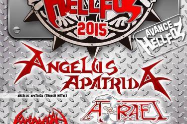 Cartel Hellfoz 2015