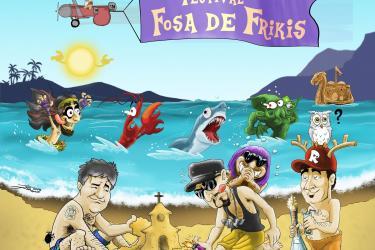 Festival Fosa de Frikis 2021