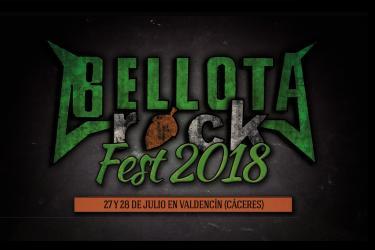 Bellota Rock Fest 2018
