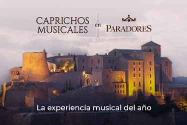 Caprichos Musicales en Paradores 2020