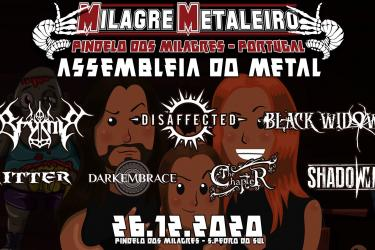 Milagre Metaleiro (Asembleia Do Metal) 2020