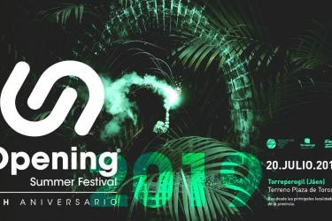 Opening Summer Festival 2019