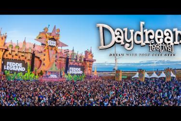 Daydream Festival Barcelona