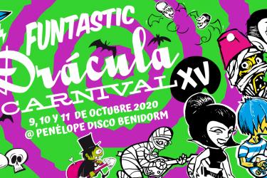 Funtastic Dracula Carnival 2020