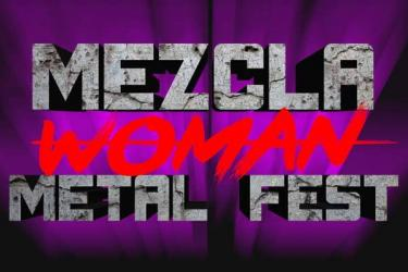 Woman Metal Mezcla Fest 2020