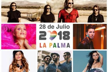 Isla Bonita Love Festival 2018