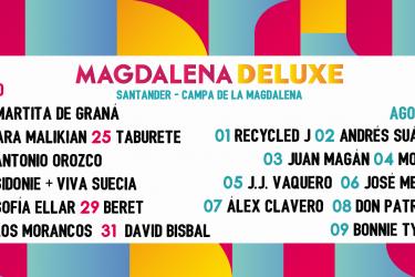 Magdalena Deluxe Santander 2021
