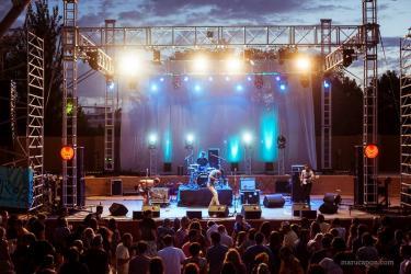 Anfi-Rock Sound Festival