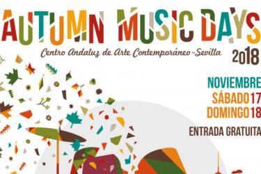 Autumn Music Days 2018