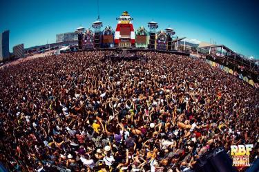 Reggaeton Beach Festival (Barcelona) 2020