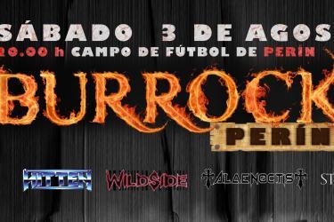 Burrock Fest Perín 2019