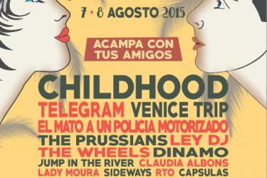Cartel Panorama Fest Mallorca 2015