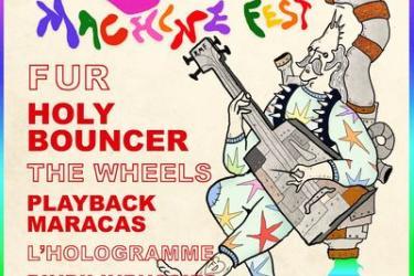Cartel Rainbow Machine Fest 2019