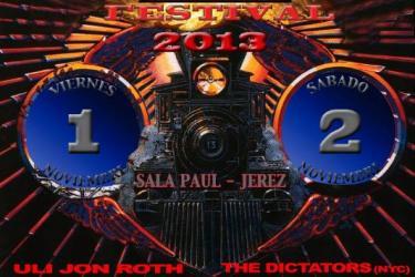 Cartel Serie Z 2013