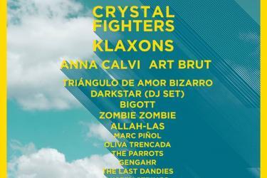 Cartel Solar Fest Mallorca 2014