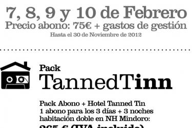 Cartel Tanned Tin 2013
