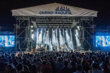 Festival Solidario Ciudad de la Raqueta