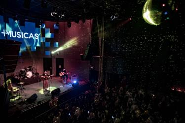 Más Musicas Madrid 2020
