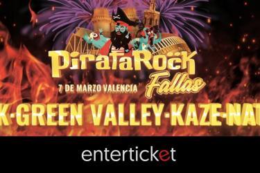 Pirata Rock Fallas 2020
