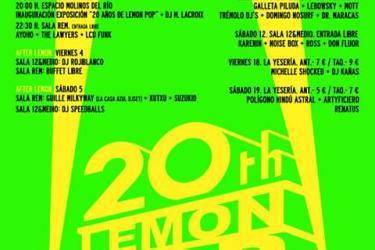 Cartel Lemon Pop 2015