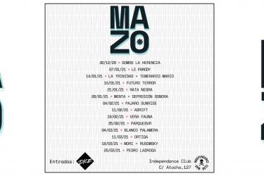 Mazo Madriz 2020/2021