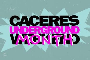 Cáceres Underground Weekend 2020