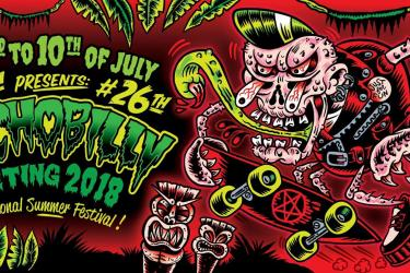 Psychobilly Meeting 2018