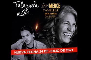 Cartel Talayuela y Olé 2021