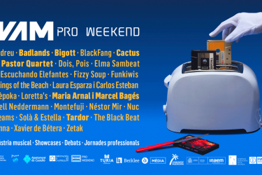 Fira Valenciana de la Música Trovam - Pro Weekend 2020