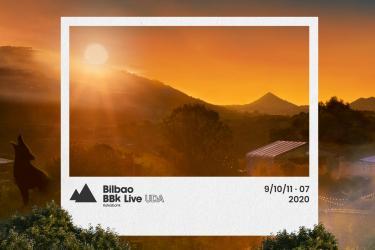 Bilbao BBK Live UDA 2020