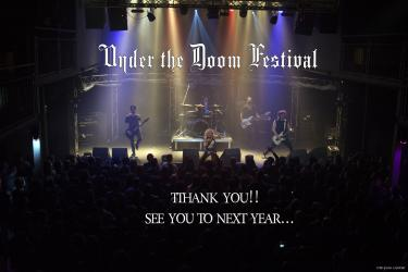 Under The Doom Festival
