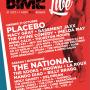 Cartel BIME Live 2014