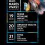 Cartel MEO Marés Vivas 2019