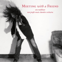 Meeting with a friend